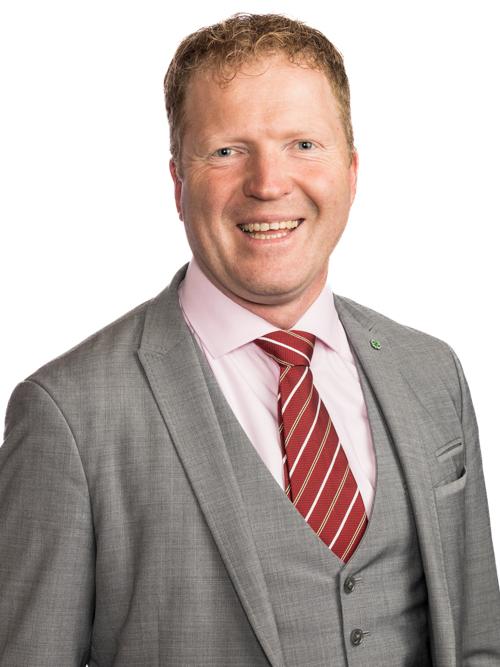 Muntlig spørsmål fra Sigbjørn Gjelsvik (Sp) til justis- og beredskapsministeren