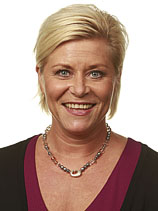 Siv Jensen. Photo: Stortinget
