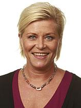 Siv Jensen. Photo: Stortinget