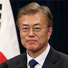 Republikken Koreas president Moon Jae-in. Foto: Korea.net / Korean Culture and Information Service (Jeon Han).