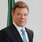 Colombian President Juan Manuel Santos. Photo: Wikimedia Commons