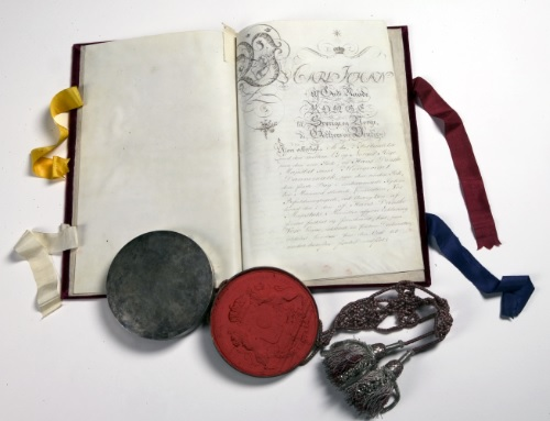 Konvensjon mellom Norge og Danmark 1. september 1819
